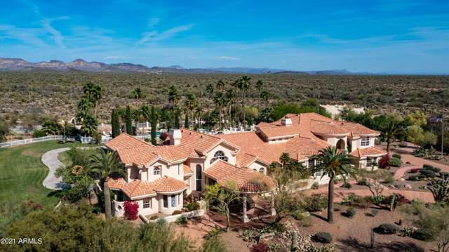5871 S Easy Street, Gold Canyon, AZ 85118 (MLS #6249242) :: Selling AZ Homes Team