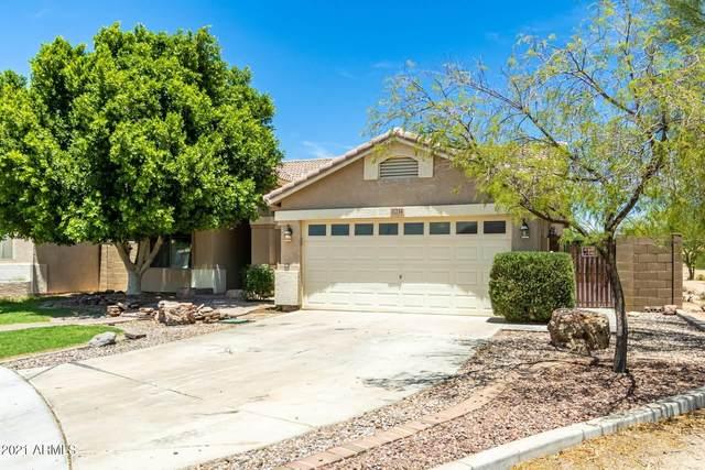 11236 E Covina Circle, Mesa, AZ 85207 (MLS #6249253) :: The Helping Hands Team