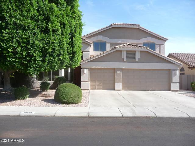 6996 W Lone Cactus Drive, Glendale, AZ 85308 (MLS #6249262) :: Yost Realty Group at RE/MAX Casa Grande