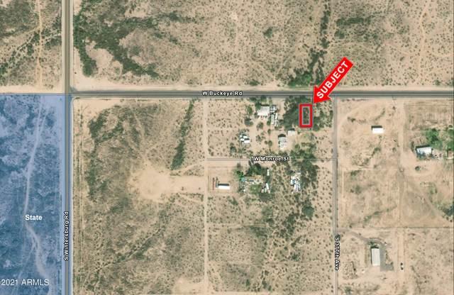 0 W Buckeye Road, Tonopah, AZ 85354 (MLS #6249271) :: The Copa Team | The Maricopa Real Estate Company