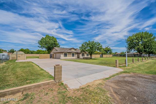 3055 S Diamond Drive, Chandler, AZ 85286 (MLS #6249277) :: CANAM Realty Group