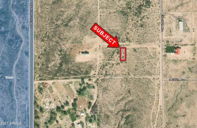 0 W Buckeye Road, Tonopah, AZ 85354 (MLS #6249278) :: The Copa Team | The Maricopa Real Estate Company