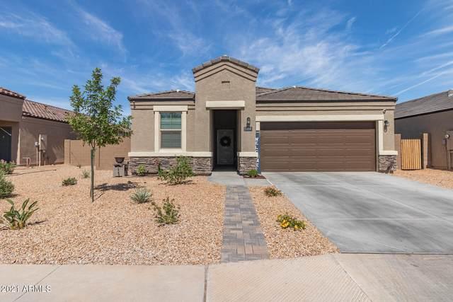 1691 N Westfall Trail, Casa Grande, AZ 85122 (MLS #6249281) :: Devor Real Estate Associates