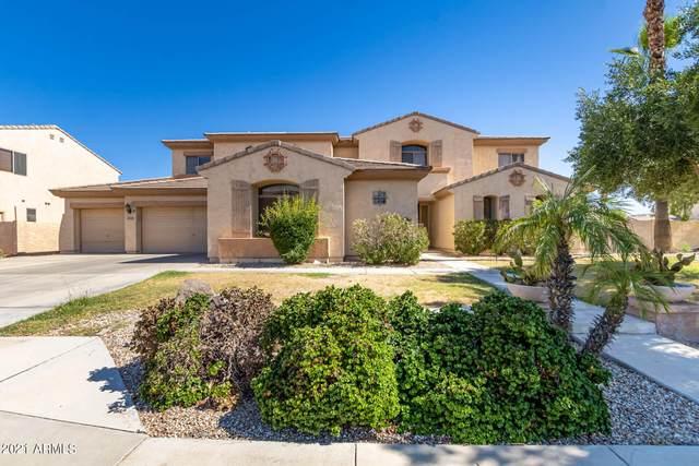 13122 W Solano Drive, Litchfield Park, AZ 85340 (MLS #6249284) :: Devor Real Estate Associates