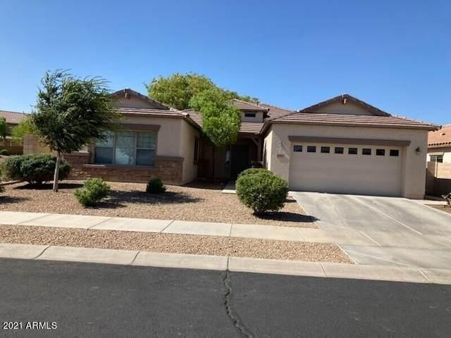16464 W Hope Drive, Surprise, AZ 85388 (MLS #6249286) :: Yost Realty Group at RE/MAX Casa Grande