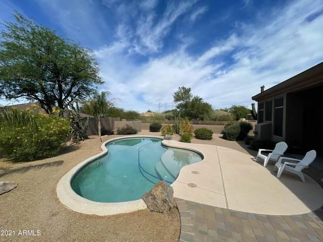 8261 E Tailspin Lane, Scottsdale, AZ 85255 (MLS #6249287) :: Synergy Real Estate Partners