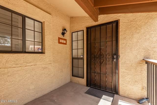 8301 N 21ST Drive F203, Phoenix, AZ 85021 (MLS #6249314) :: Yost Realty Group at RE/MAX Casa Grande