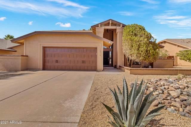 10876 E Becker Lane, Scottsdale, AZ 85259 (MLS #6249315) :: Yost Realty Group at RE/MAX Casa Grande