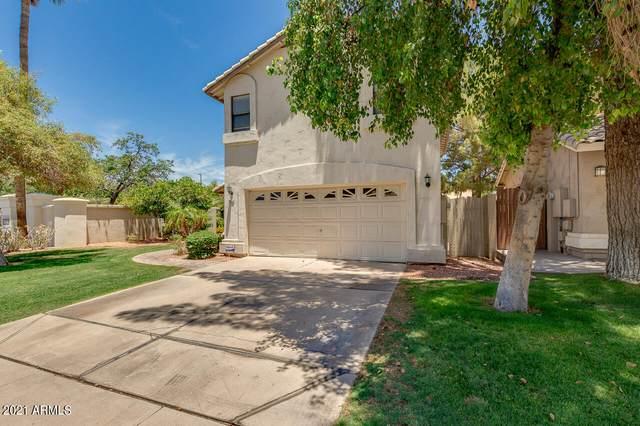 1802 E Oak Harbor Drive, Gilbert, AZ 85234 (MLS #6249317) :: Yost Realty Group at RE/MAX Casa Grande