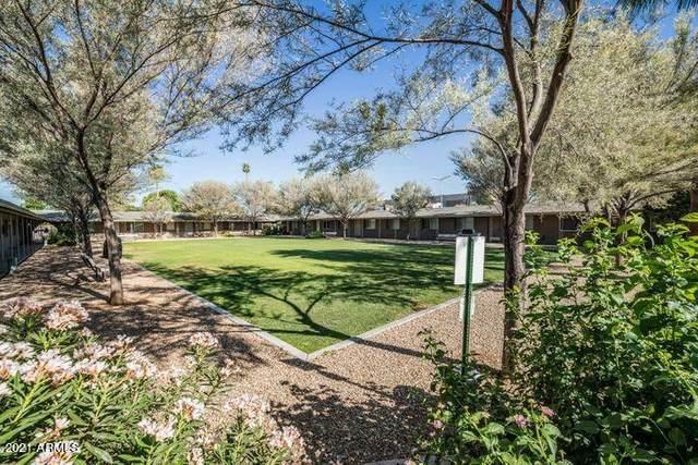 6819 N 12TH Street #13, Phoenix, AZ 85014 (MLS #6249325) :: Executive Realty Advisors