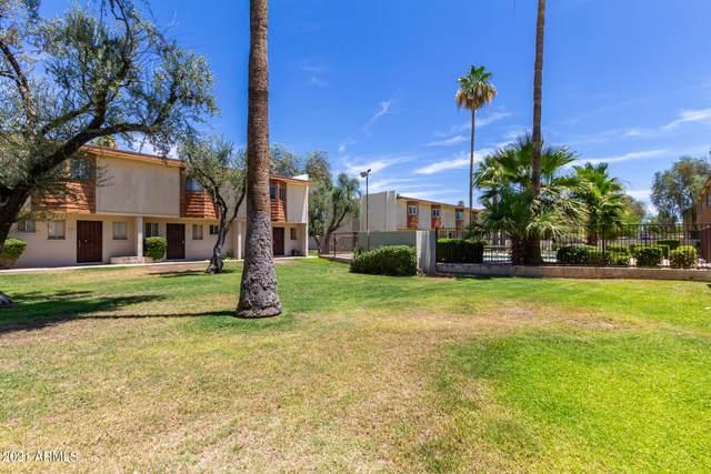 6030 N 15TH Street #17, Phoenix, AZ 85014 (MLS #6249329) :: Yost Realty Group at RE/MAX Casa Grande