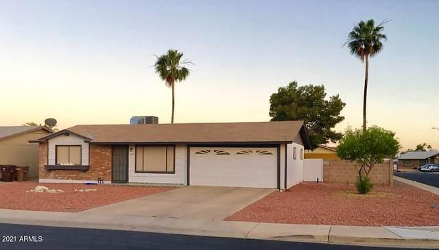 10529 W Puget Avenue, Peoria, AZ 85345 (MLS #6249331) :: Lucido Agency