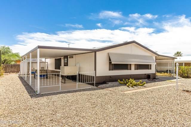10997 N Hualapai Drive, Casa Grande, AZ 85122 (MLS #6249342) :: Yost Realty Group at RE/MAX Casa Grande