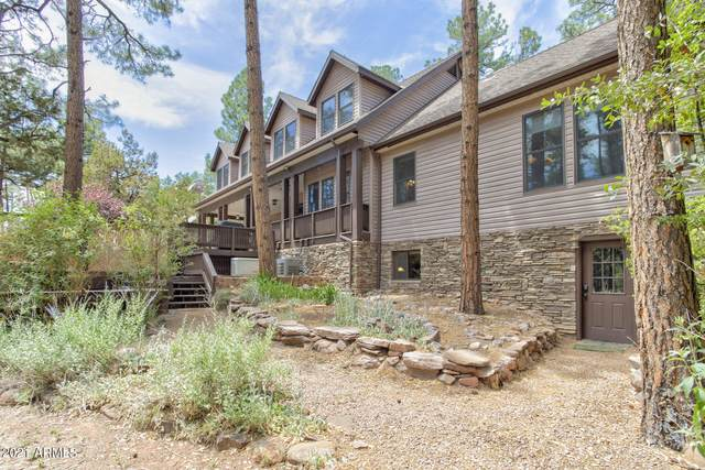 349 N Brook Lane, Payson, AZ 85541 (MLS #6249346) :: Devor Real Estate Associates