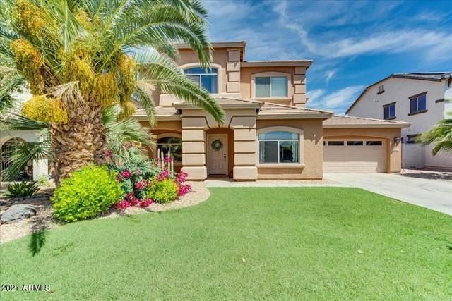 9802 E Tangerine Road, Florence, AZ 85132 (MLS #6249349) :: Executive Realty Advisors