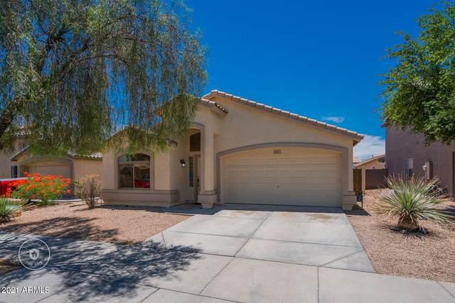 16687 W Culver Street, Goodyear, AZ 85338 (MLS #6249387) :: Devor Real Estate Associates