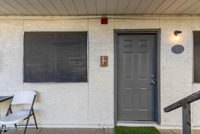 18202 N Cave Creek Road #149, Phoenix, AZ 85032 (MLS #6249389) :: Dave Fernandez Team   HomeSmart