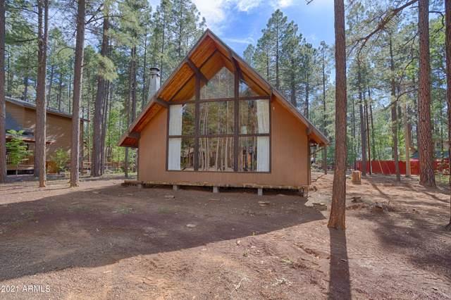 3126 Deep Forest Drive, Pinetop, AZ 85935 (MLS #6249395) :: Executive Realty Advisors