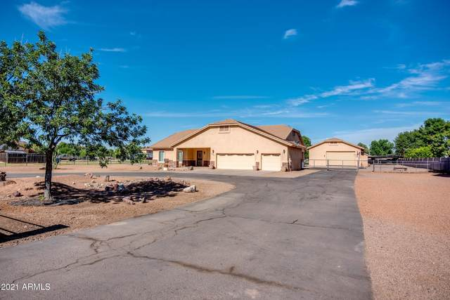 3120 S Eagle Drive, Chandler, AZ 85286 (MLS #6249410) :: The Riddle Group