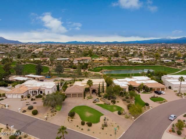 16760 E Nicklaus Drive, Fountain Hills, AZ 85268 (MLS #6249418) :: Dave Fernandez Team | HomeSmart