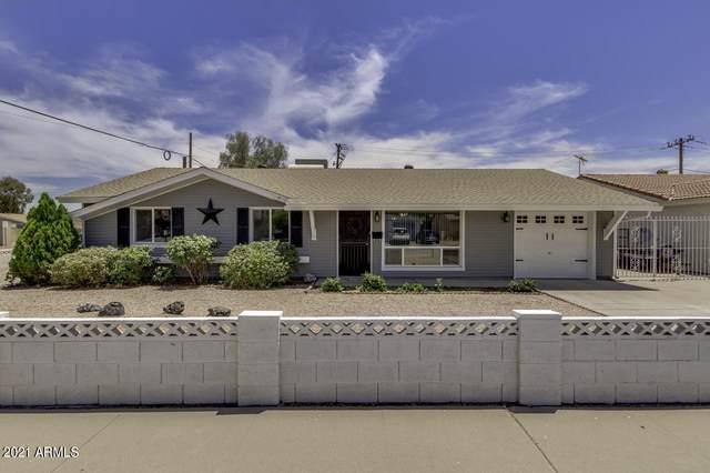 8365 E Granada Road, Scottsdale, AZ 85257 (MLS #6249421) :: The Riddle Group