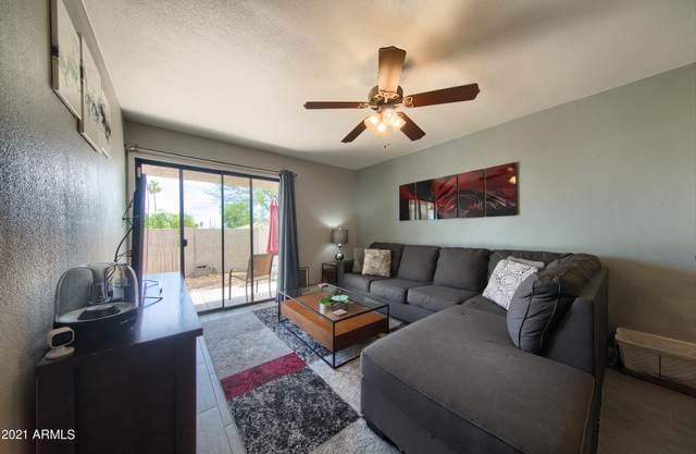835 N Granite Reef Road #5, Scottsdale, AZ 85257 (MLS #6249433) :: CANAM Realty Group