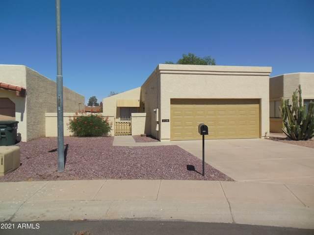 2538 N La Escondida Circle, Casa Grande, AZ 85122 (MLS #6249437) :: Yost Realty Group at RE/MAX Casa Grande