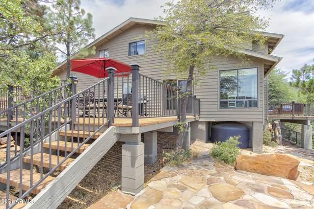 4658 N Canyon Vista, Pine, AZ 85544 (MLS #6249440) :: Devor Real Estate Associates
