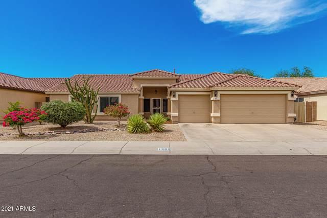 1502 E Maldonado Drive, Phoenix, AZ 85042 (MLS #6249495) :: Yost Realty Group at RE/MAX Casa Grande