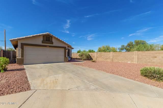 2069 E 39TH Avenue, Apache Junction, AZ 85119 (MLS #6249499) :: Devor Real Estate Associates