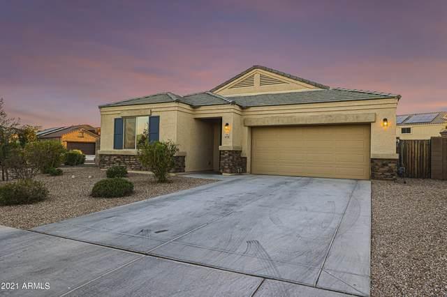 14730 N 171ST Drive, Surprise, AZ 85388 (MLS #6249511) :: Yost Realty Group at RE/MAX Casa Grande