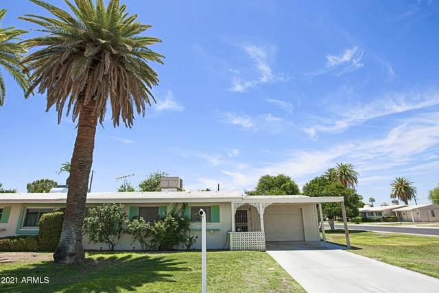 10213 W Snead Circle N, Sun City, AZ 85351 (MLS #6249515) :: Devor Real Estate Associates