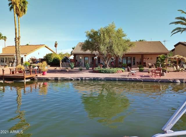10661 W Guaymas Drive, Arizona City, AZ 85123 (MLS #6249516) :: The AZ Performance PLUS+ Team