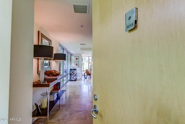7161 E Rancho Vista Drive #3015, Scottsdale, AZ 85251 (MLS #6249523) :: Executive Realty Advisors