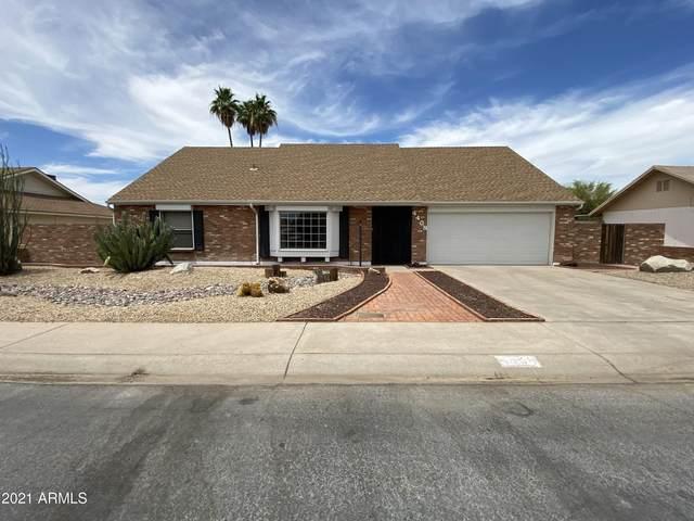 4408 W Redfield Road, Glendale, AZ 85306 (MLS #6249525) :: Nate Martinez Team