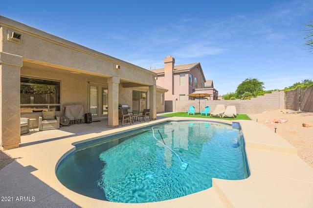 6750 E Gelding Drive, Scottsdale, AZ 85254 (MLS #6249532) :: Devor Real Estate Associates
