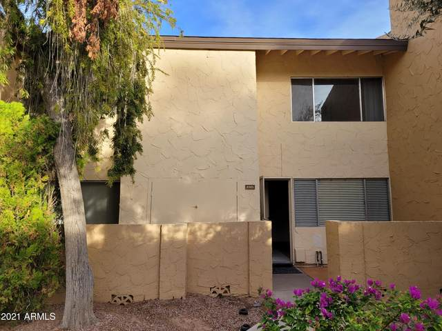 8055 E Thomas Road E117, Scottsdale, AZ 85251 (MLS #6249539) :: Synergy Real Estate Partners