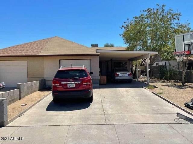 5717 N 68TH Avenue, Glendale, AZ 85303 (MLS #6249545) :: Long Realty West Valley