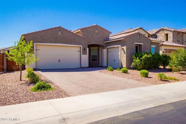 7306 S Lancaster Street, Gilbert, AZ 85298 (MLS #6249553) :: Executive Realty Advisors