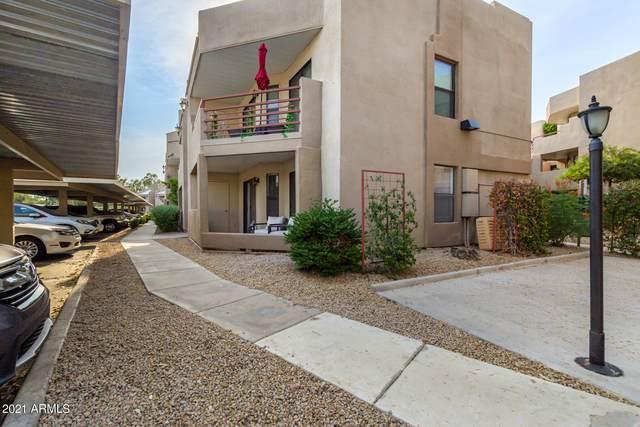 4850 E Desert Cove Avenue #106, Scottsdale, AZ 85254 (MLS #6249564) :: Executive Realty Advisors