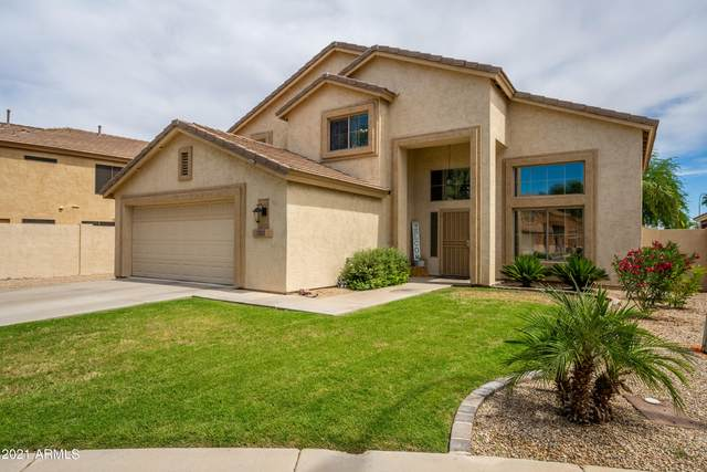 2223 E Torrey Pines Place, Chandler, AZ 85249 (MLS #6249566) :: Executive Realty Advisors