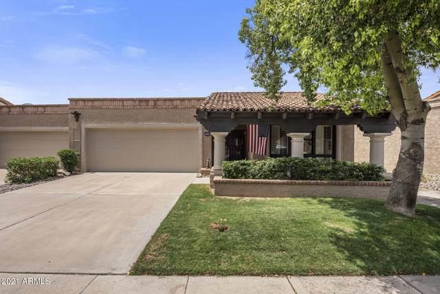8023 E Via Del Desierto Street, Scottsdale, AZ 85258 (MLS #6249568) :: Executive Realty Advisors