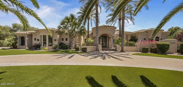 6305 E Arabian Way, Paradise Valley, AZ 85253 (MLS #6249574) :: Executive Realty Advisors