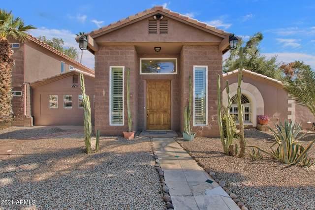 5009 E Wethersfield Road, Scottsdale, AZ 85254 (MLS #6249577) :: Elite Home Advisors