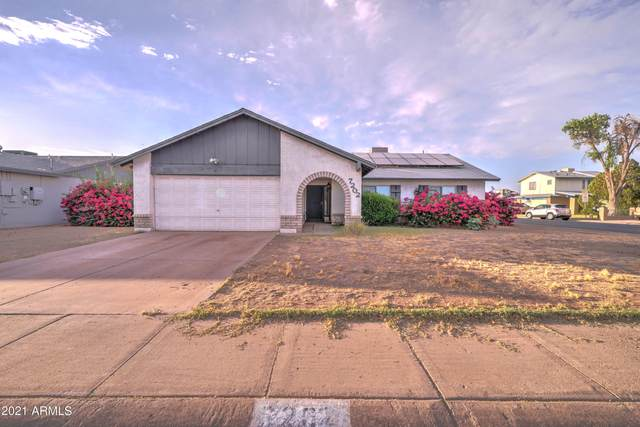 7202 W Medlock Drive, Glendale, AZ 85303 (MLS #6249582) :: Yost Realty Group at RE/MAX Casa Grande
