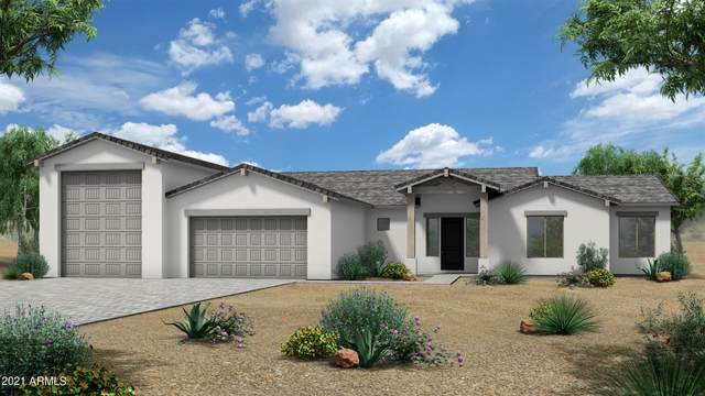 Xxx N 13 Avenue Lot 2, New River, AZ 85087 (MLS #6249589) :: The Riddle Group