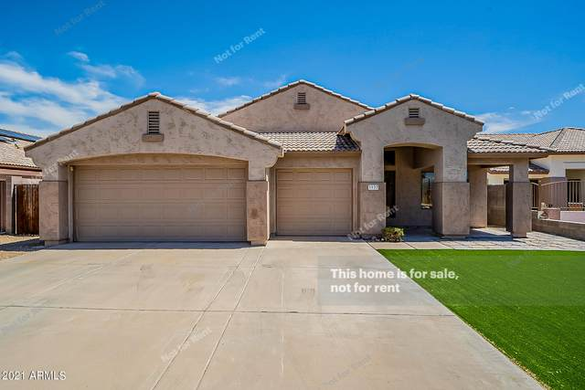 3937 W Lone Cactus Drive, Glendale, AZ 85308 (MLS #6249600) :: Yost Realty Group at RE/MAX Casa Grande