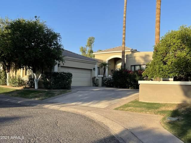 7878 E Gainey Ranch Road #48, Scottsdale, AZ 85258 (MLS #6249607) :: The Ellens Team