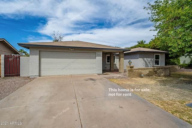 2118 E Catalina Avenue, Mesa, AZ 85204 (MLS #6249645) :: Yost Realty Group at RE/MAX Casa Grande