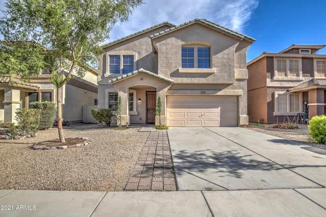 45585 W Tucker Road, Maricopa, AZ 85139 (MLS #6249650) :: Executive Realty Advisors